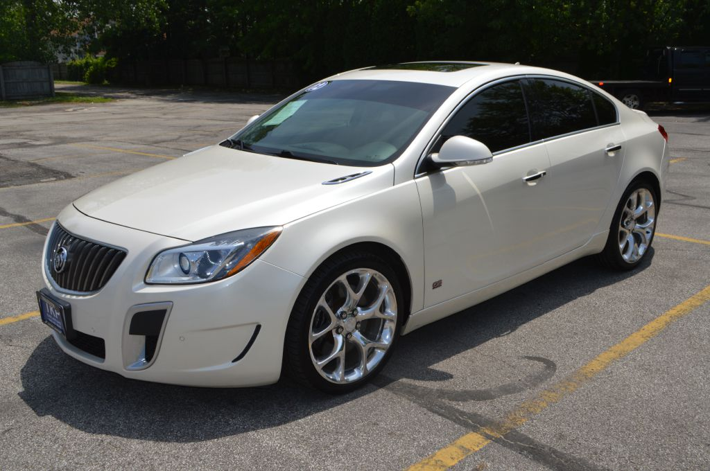 2012 BUICK REGAL for sale at TKP Auto Sales