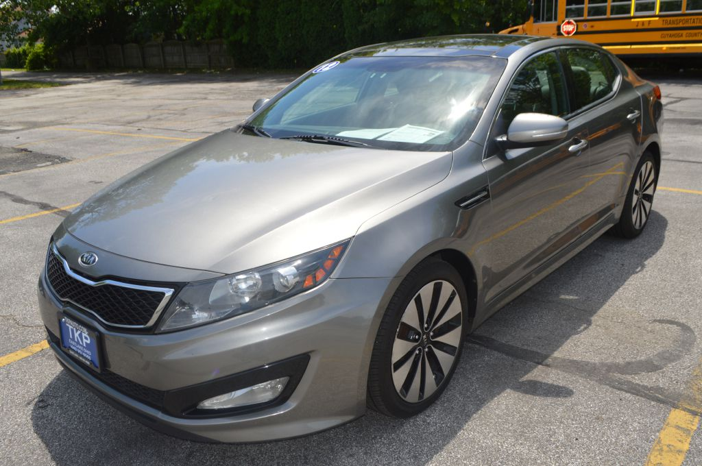 2012 KIA OPTIMA for sale at TKP Auto Sales