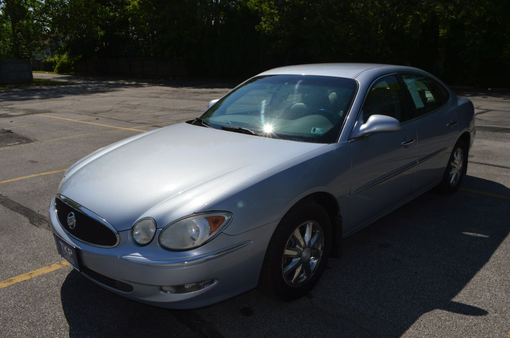 2006 BUICK LACROSSE for sale at TKP Auto Sales