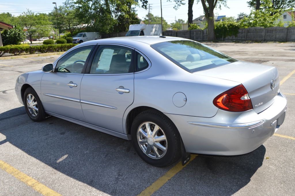 2006 BUICK LACROSSE CXL for sale at TKP Auto Sales