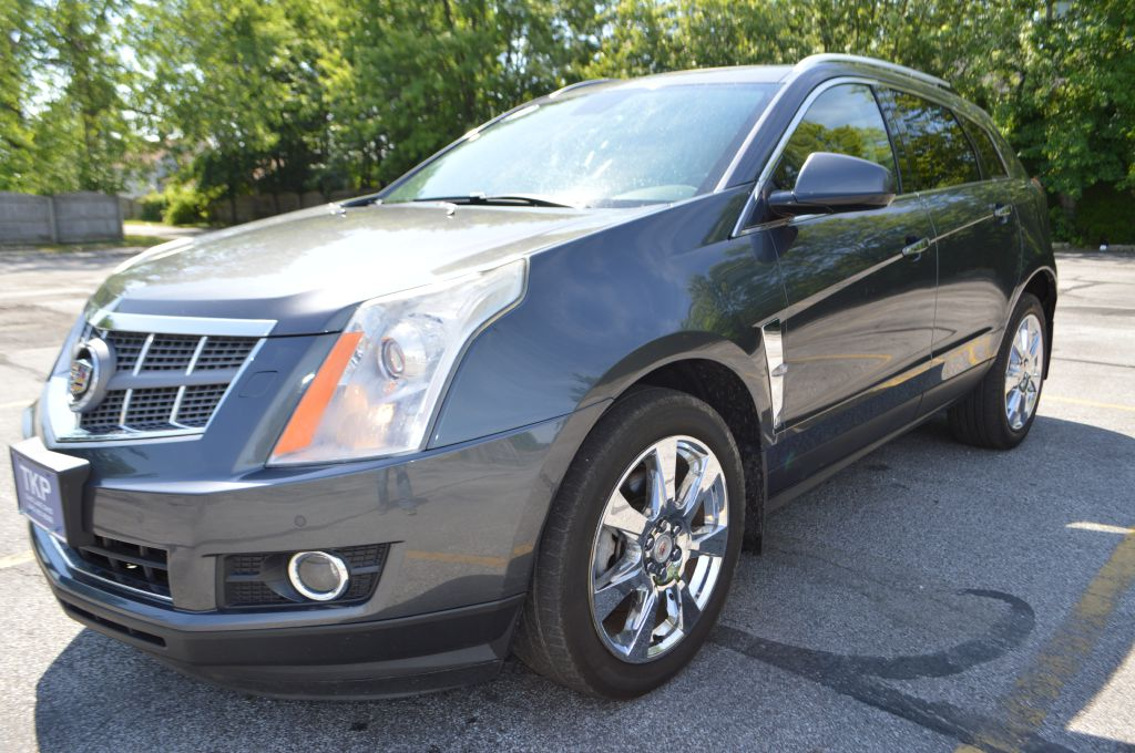 2010 CADILLAC SRX for sale at TKP Auto Sales
