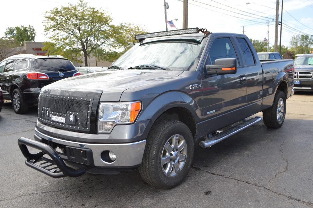2013 FORD F150 for sale at TKP Auto Sales