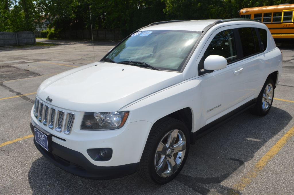 2014 JEEP COMPASS for sale at TKP Auto Sales