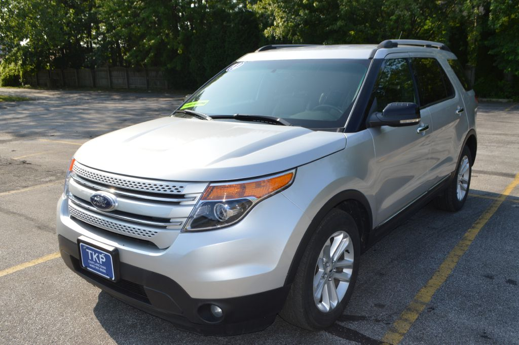 2012 FORD EXPLORER for sale at TKP Auto Sales