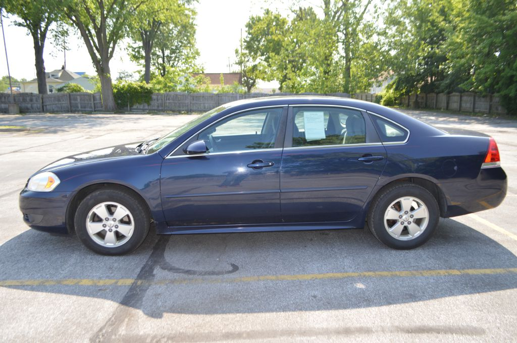 2011 CHEVROLET IMPALA LT for sale at TKP Auto Sales