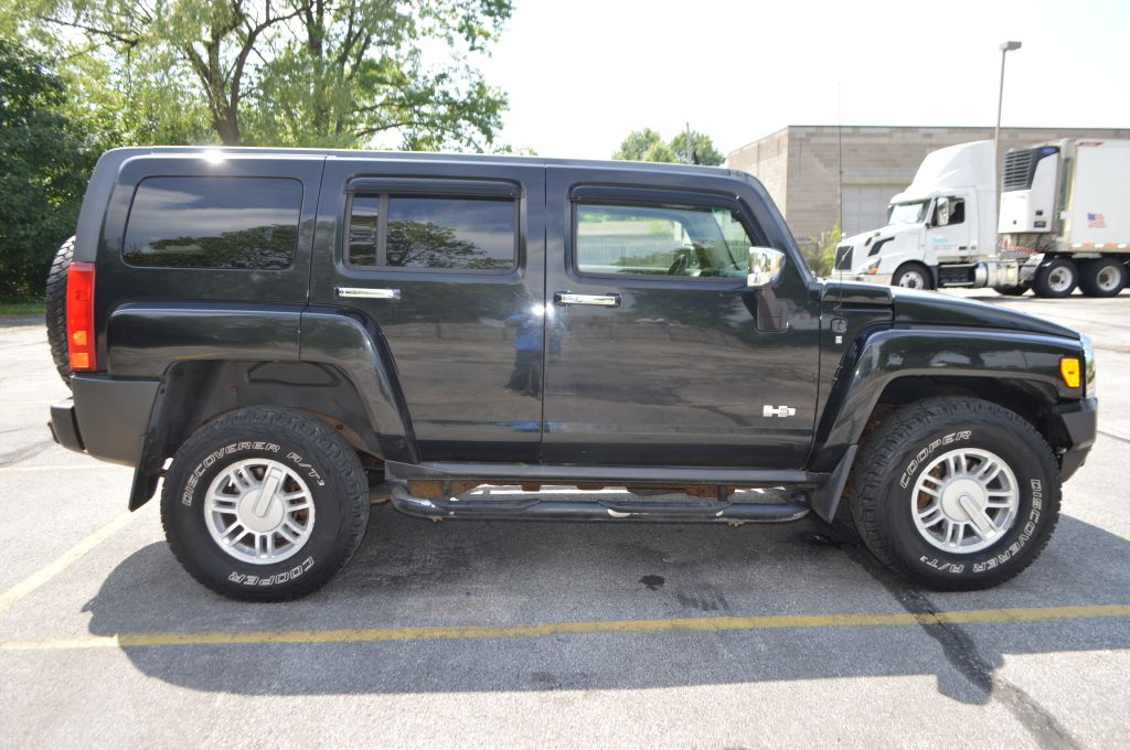 2009 HUMMER H3  for sale at TKP Auto Sales