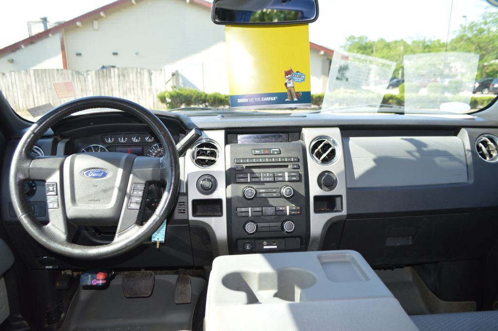 2011 FORD F150 SUPERCREW for sale at TKP Auto Sales