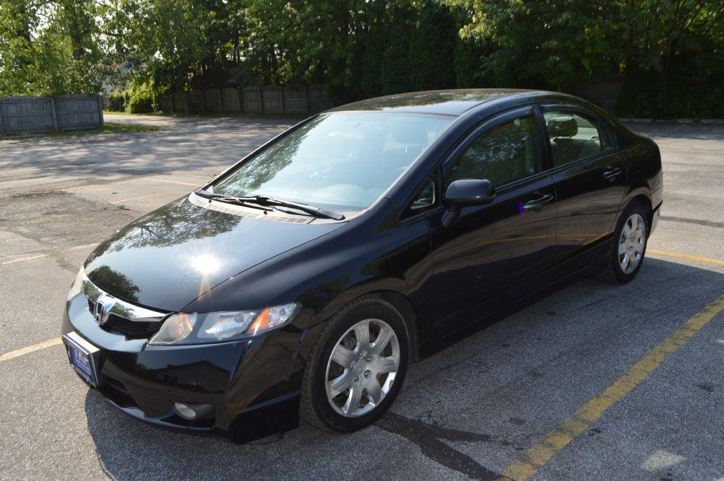 2010 HONDA CIVIC LX for sale at TKP Auto Sales