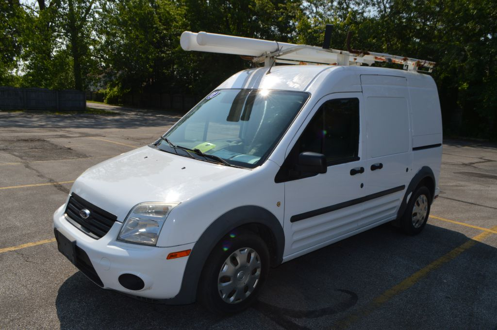 2011 FORD TRANSIT CONNECT for sale at TKP Auto Sales