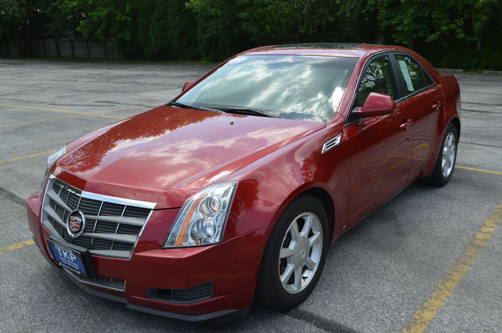 2009 CADILLAC CTS for sale at TKP Auto Sales