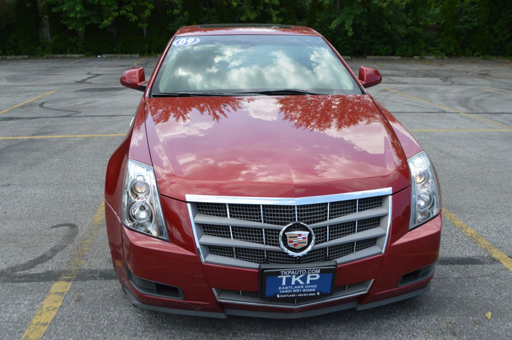 2009 CADILLAC CTS HI FEATURE V6 for sale at TKP Auto Sales
