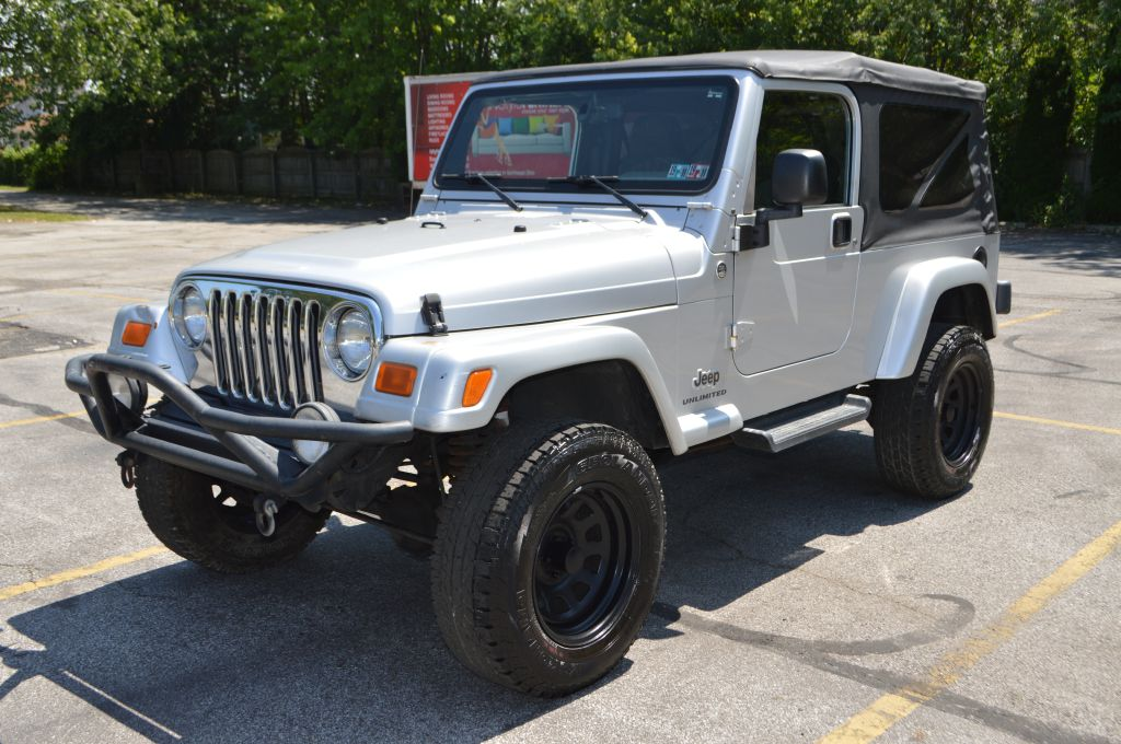 2005 JEEP WRANGLER / TJ for sale at TKP Auto Sales