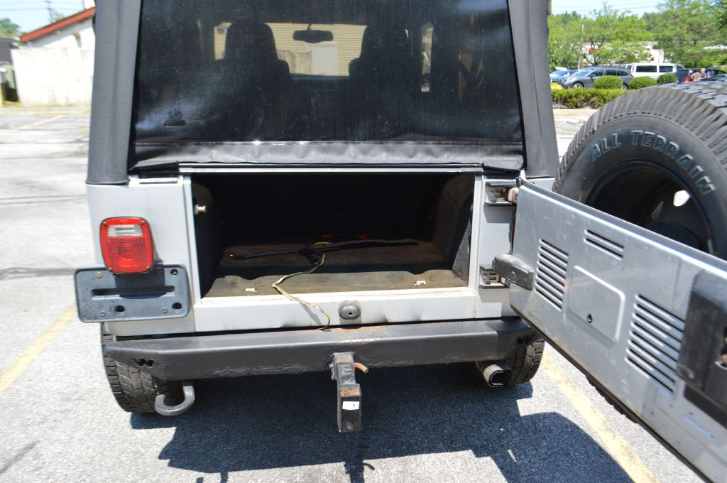 2005 JEEP WRANGLER / TJ UNLIMITED for sale at TKP Auto Sales