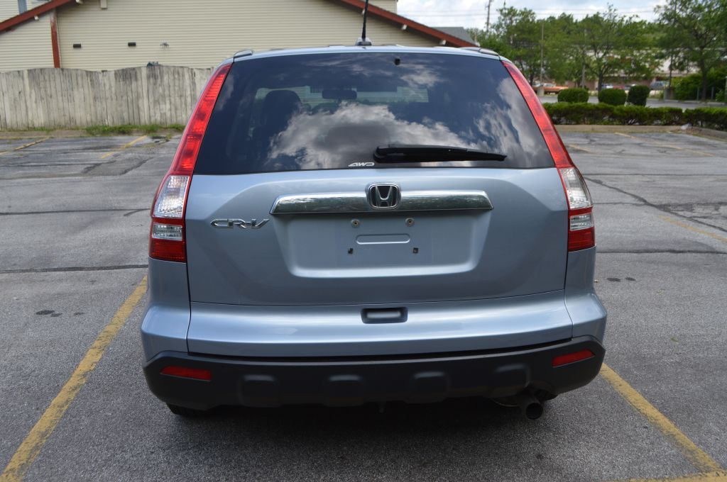 2009 HONDA CR-V EXL for sale at TKP Auto Sales