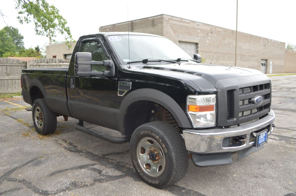 2010 FORD F250 SUPER DUTY for sale at TKP Auto Sales