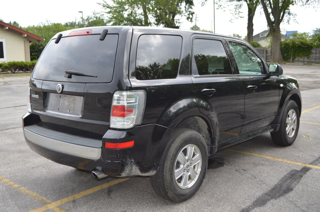 2009 MERCURY MARINER  for sale at TKP Auto Sales