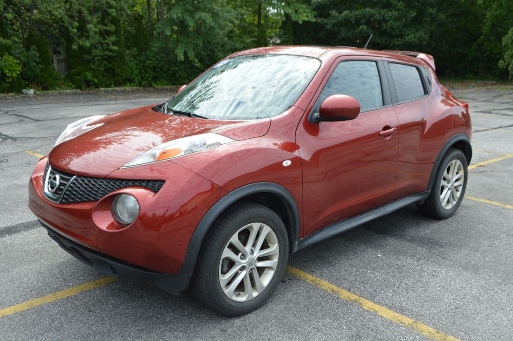 2012 NISSAN JUKE S for sale in Eastlake, Ohio