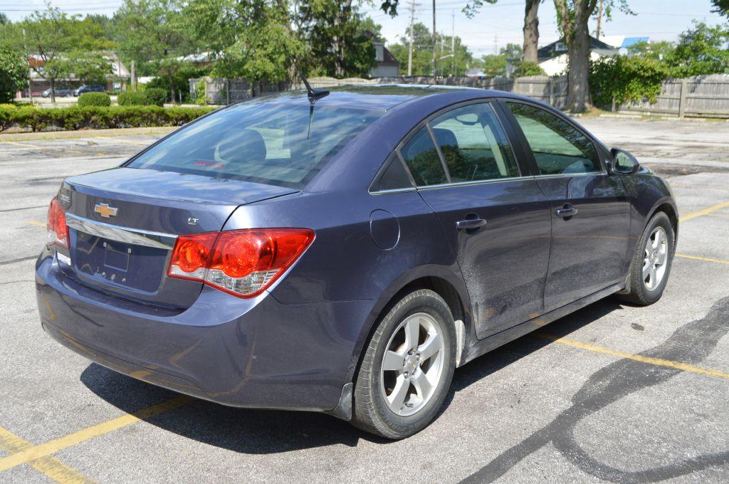 2014 CHEVROLET CRUZE LT for sale at TKP Auto Sales