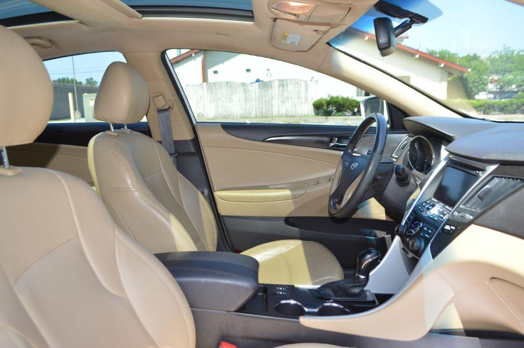 2013 HYUNDAI SONATA SE for sale at TKP Auto Sales