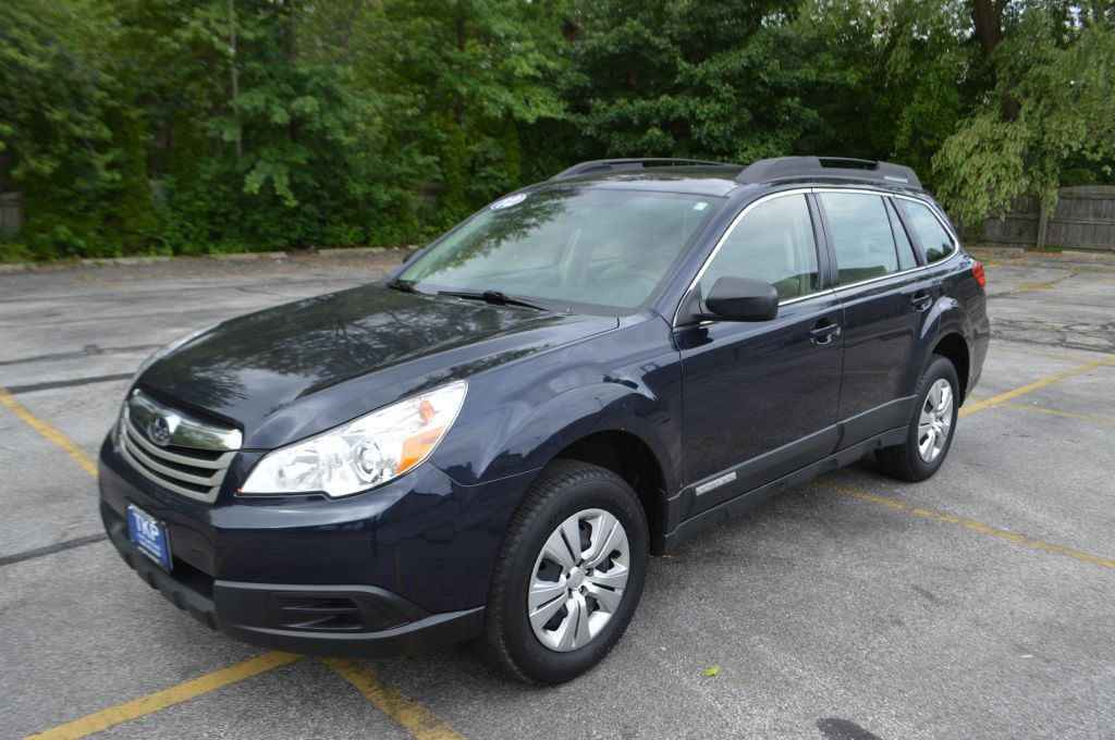 2012 SUBARU OUTBACK for sale at TKP Auto Sales
