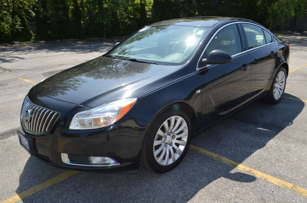2011 BUICK REGAL for sale at TKP Auto Sales