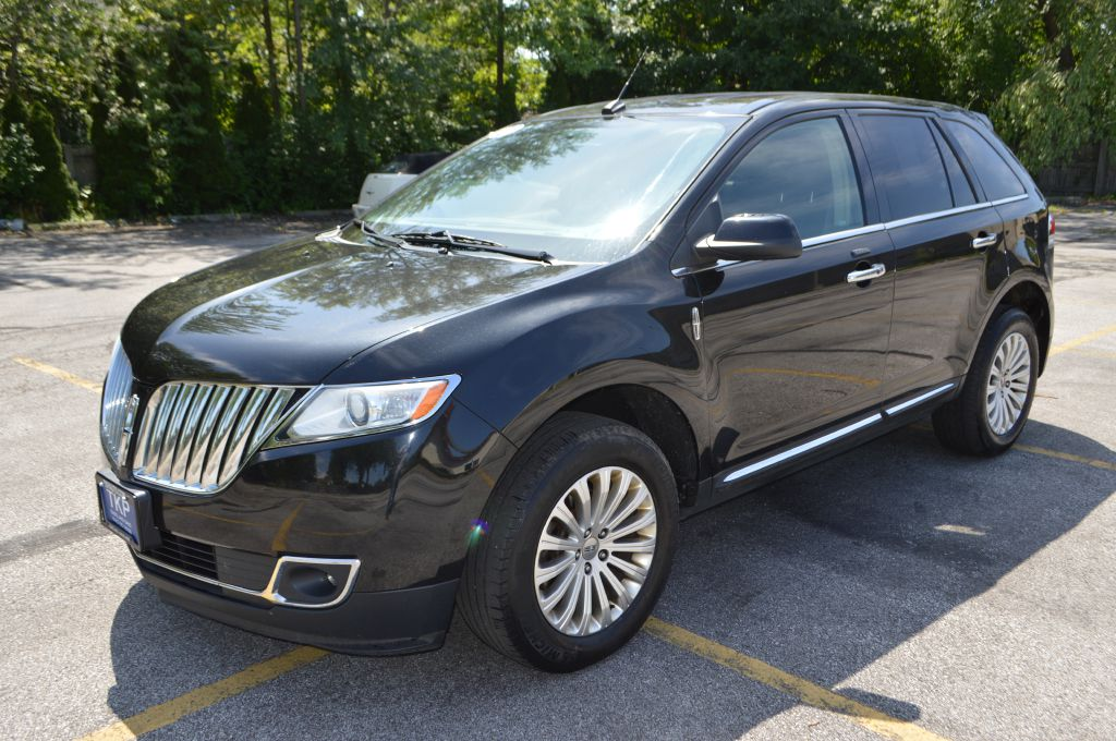 2014 LINCOLN MKX  for sale in Eastlake, Ohio