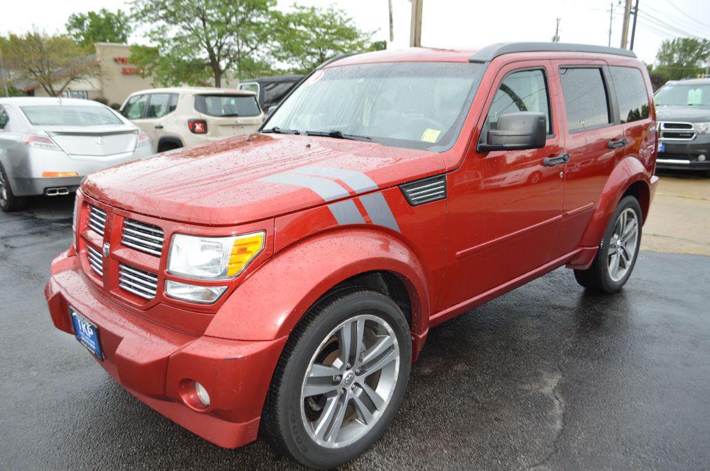 2011 DODGE NITRO for sale at TKP Auto Sales