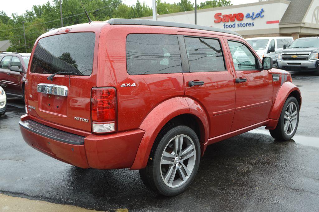 Tkp Auto Sales >> 2011 DODGE NITRO DETONATOR for sale at TKP Auto Sales | Eastlake, Ohio