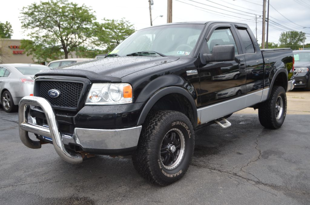 2005 FORD F150 for sale at TKP Auto Sales