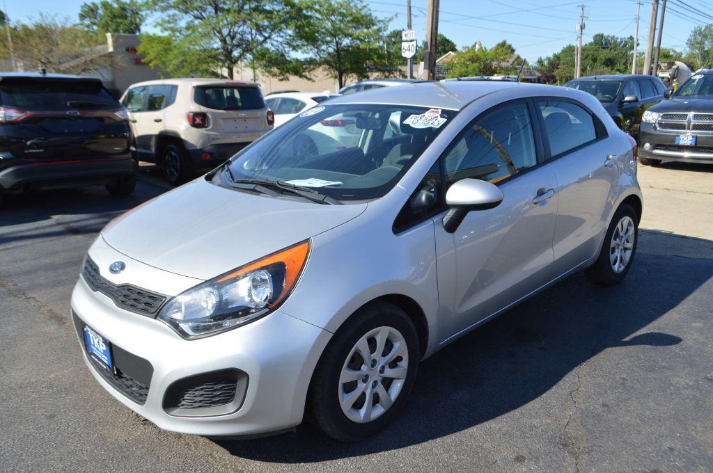 2012 KIA RIO for sale at TKP Auto Sales