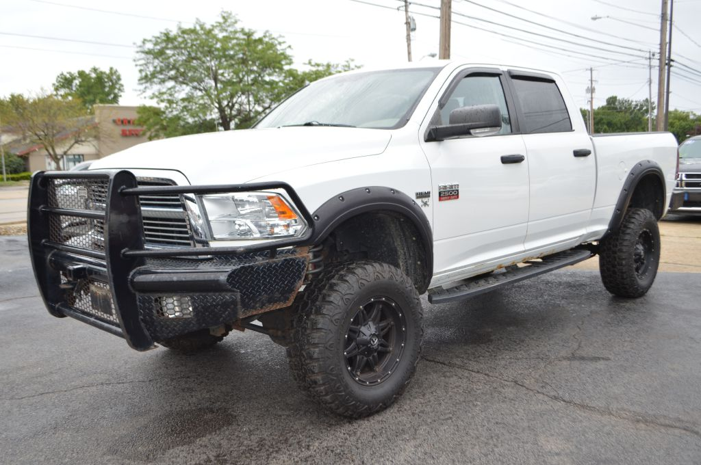 2012 DODGE RAM 2500 for sale at TKP Auto Sales