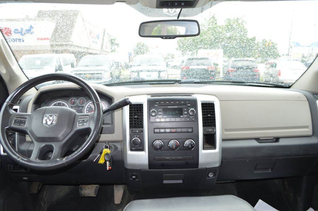 2012 DODGE RAM 2500 SLT for sale at TKP Auto Sales