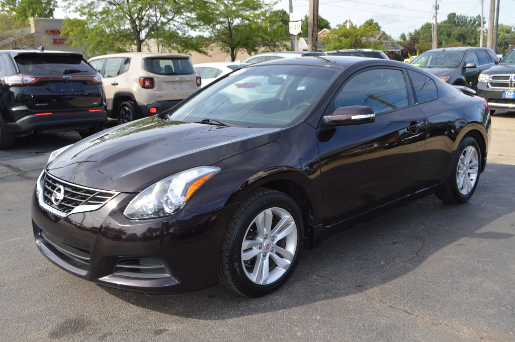 2013 NISSAN ALTIMA for sale at TKP Auto Sales