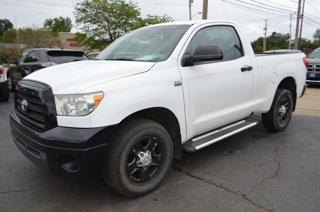 2007 TOYOTA TUNDRA for sale at TKP Auto Sales