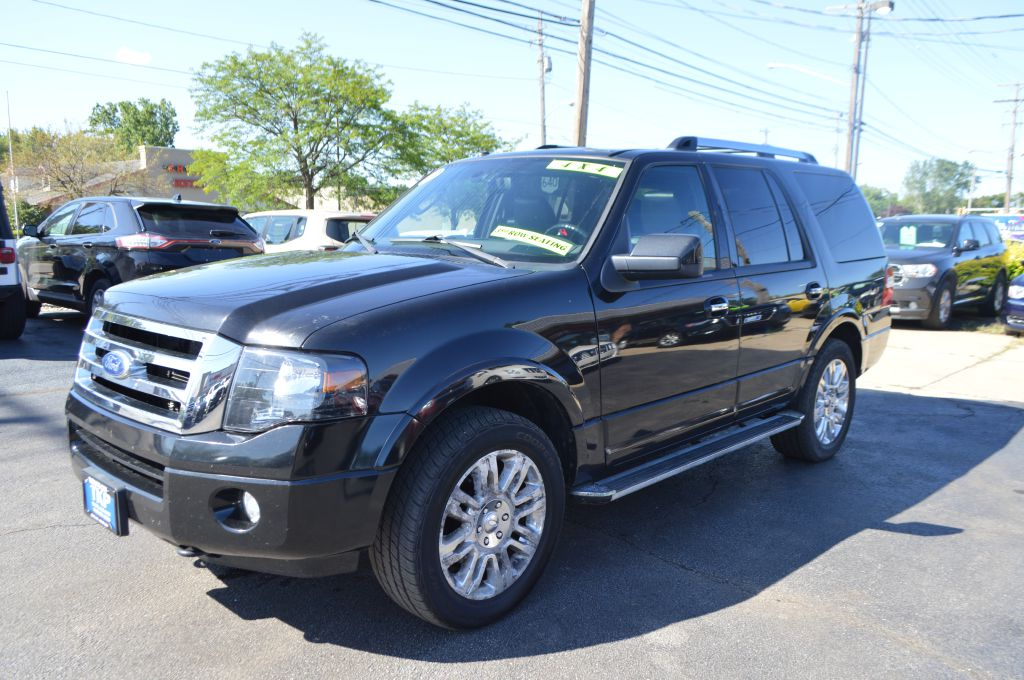 2011 FORD EXPEDITION for sale at TKP Auto Sales