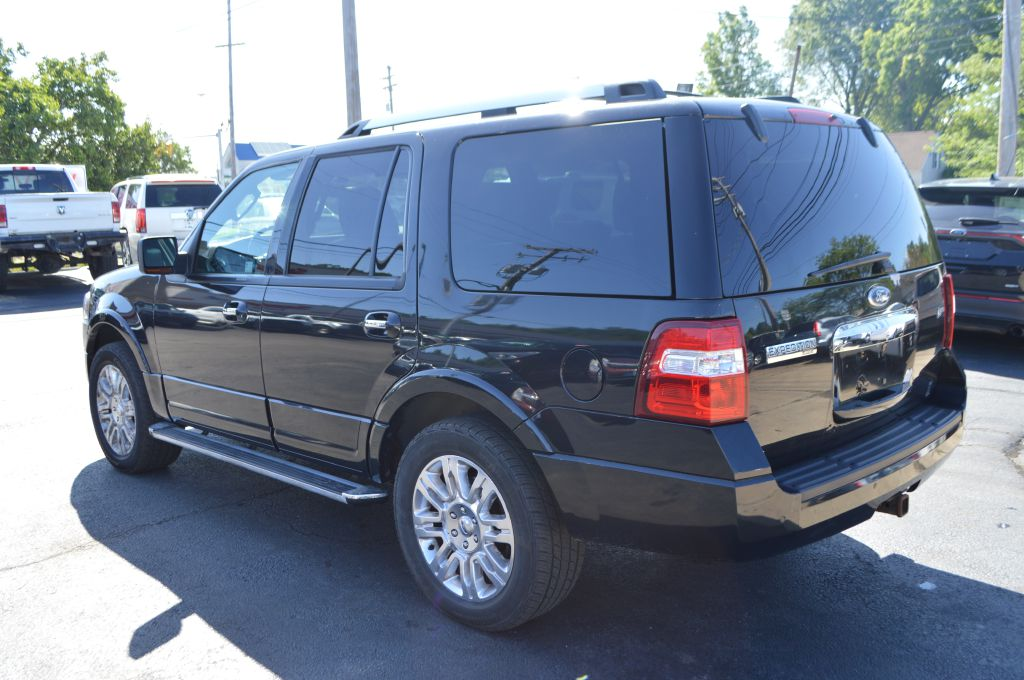 2011 FORD EXPEDITION LIMITED for sale at TKP Auto Sales