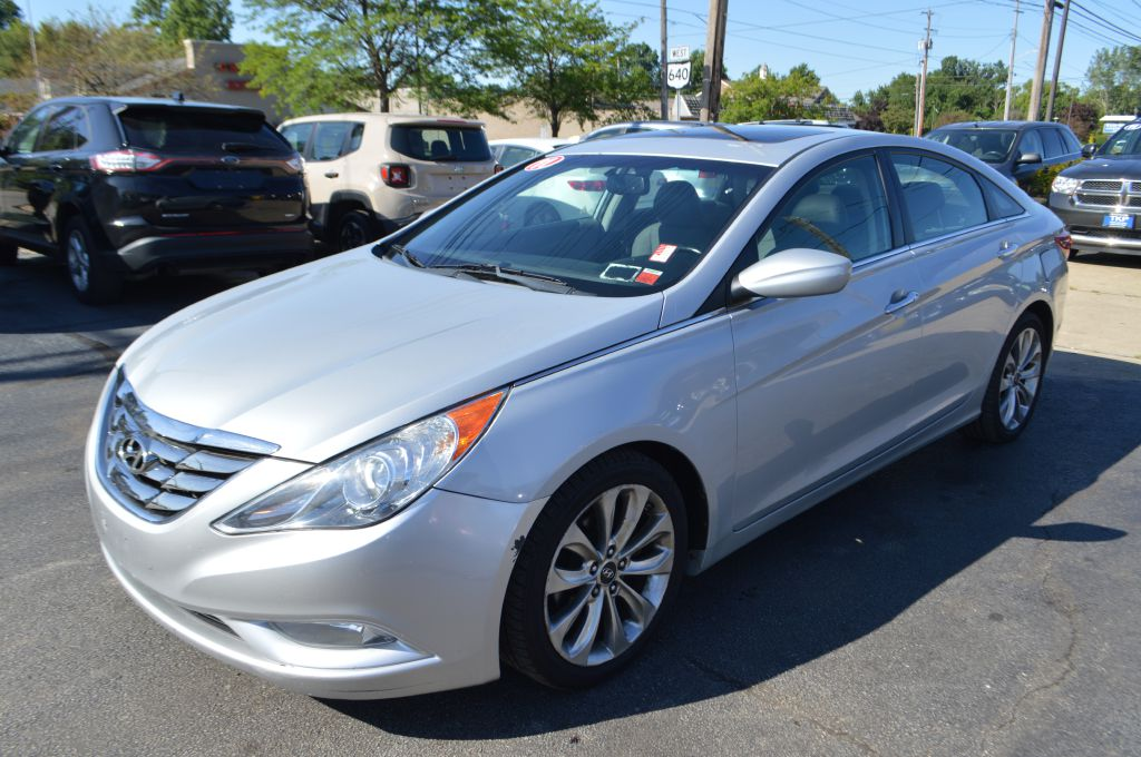 2011 HYUNDAI SONATA SE for sale at TKP Auto Sales