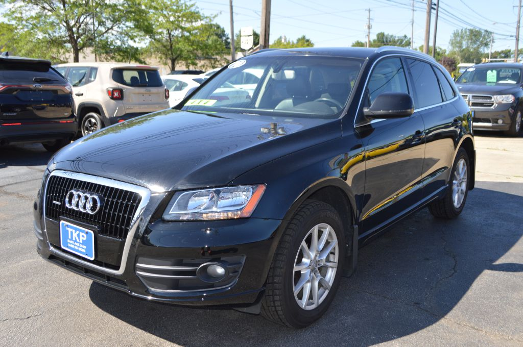 2010 AUDI Q5 for sale at TKP Auto Sales