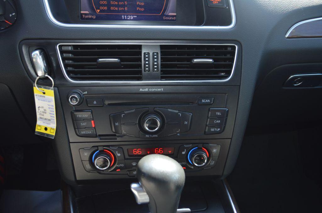 2010 AUDI Q5 PREMIUM for sale at TKP Auto Sales