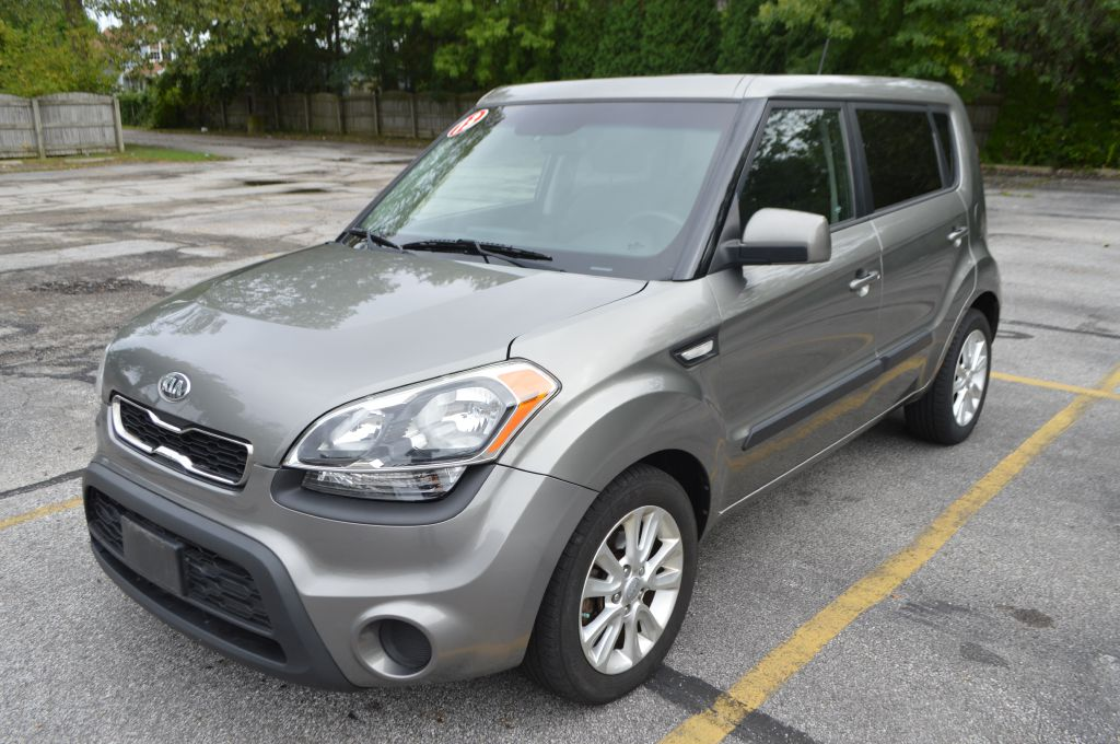 2013 KIA SOUL for sale at TKP Auto Sales