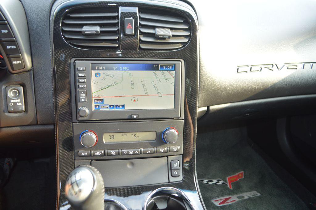 2007 CHEVROLET CORVETTE Z06 for sale at TKP Auto Sales