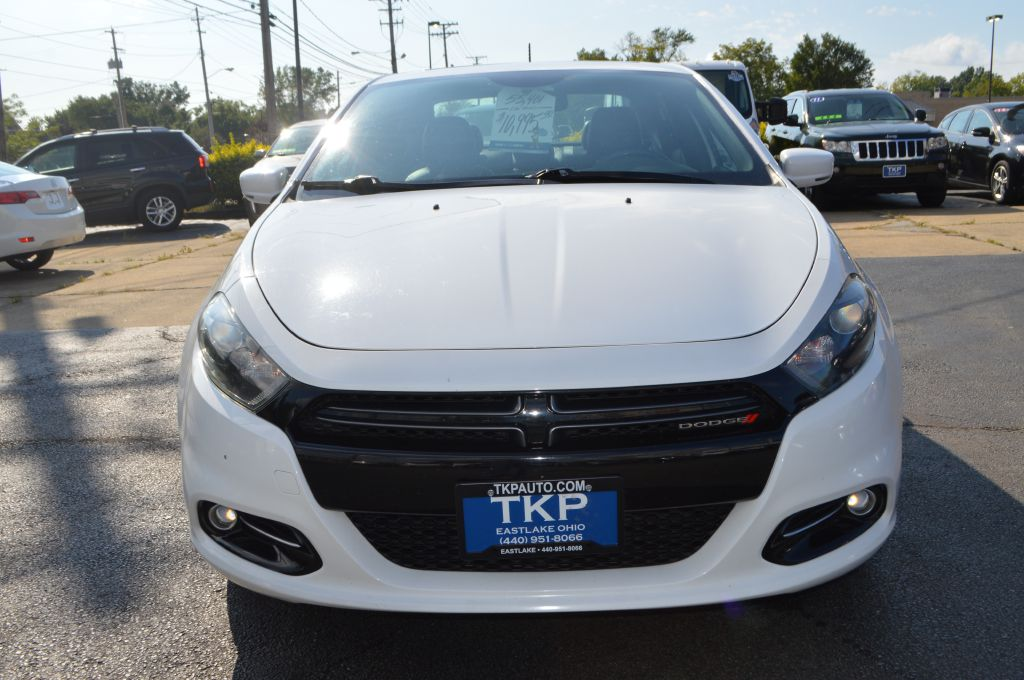2014 DODGE DART GT for sale at TKP Auto Sales