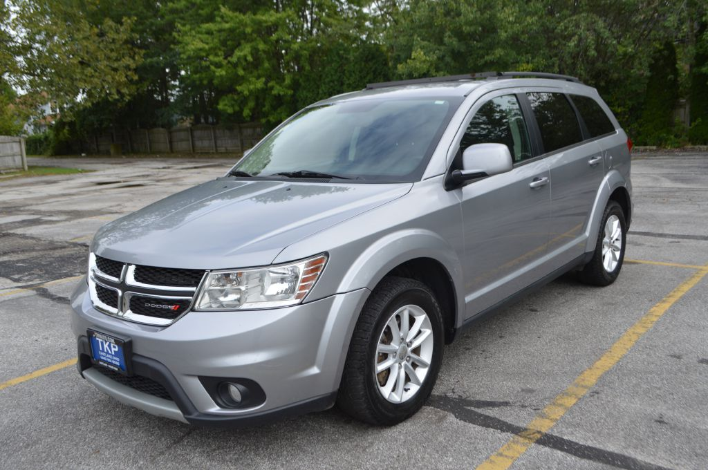 2016 DODGE JOURNEY for sale at TKP Auto Sales