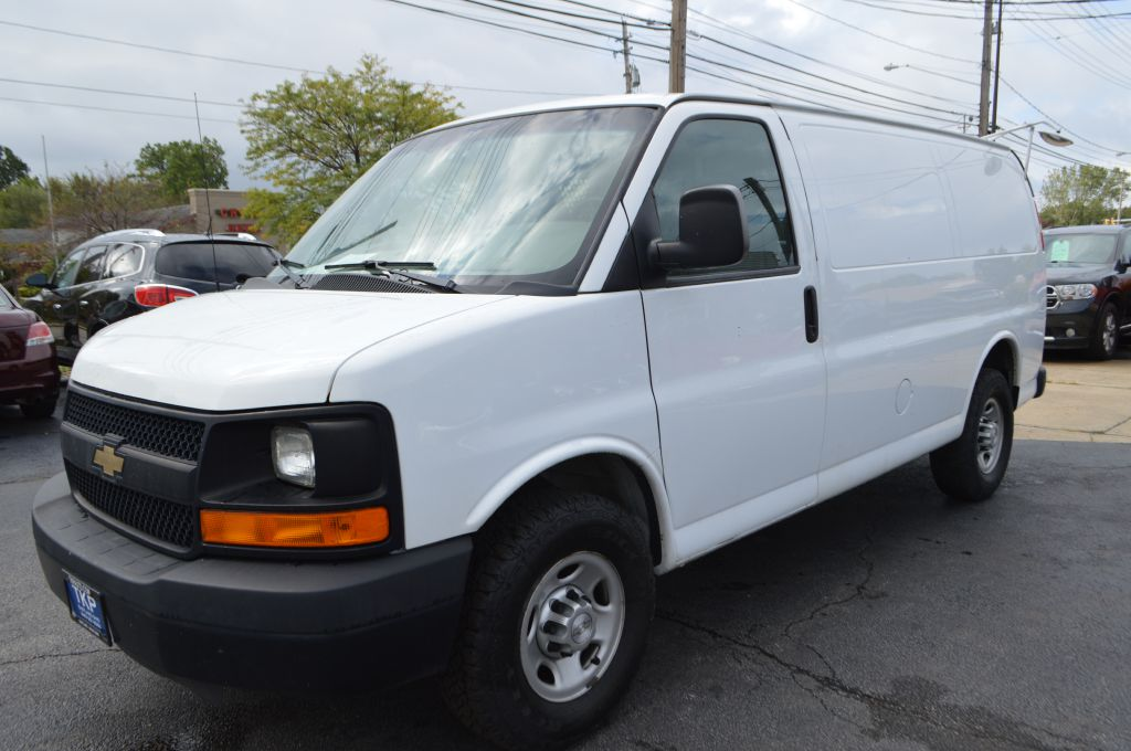2016 CHEVROLET EXPRESS G2500  for sale in Eastlake, Ohio