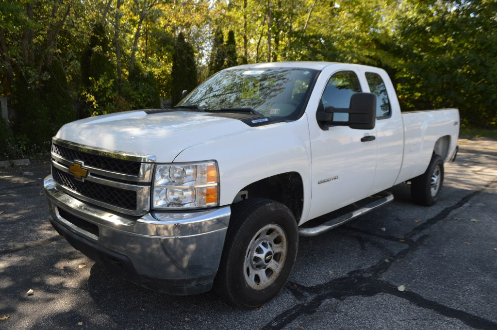 2012 CHEVROLET SILVERADO 2500 HEAVY DUTY for sale in Eastlake, Ohio