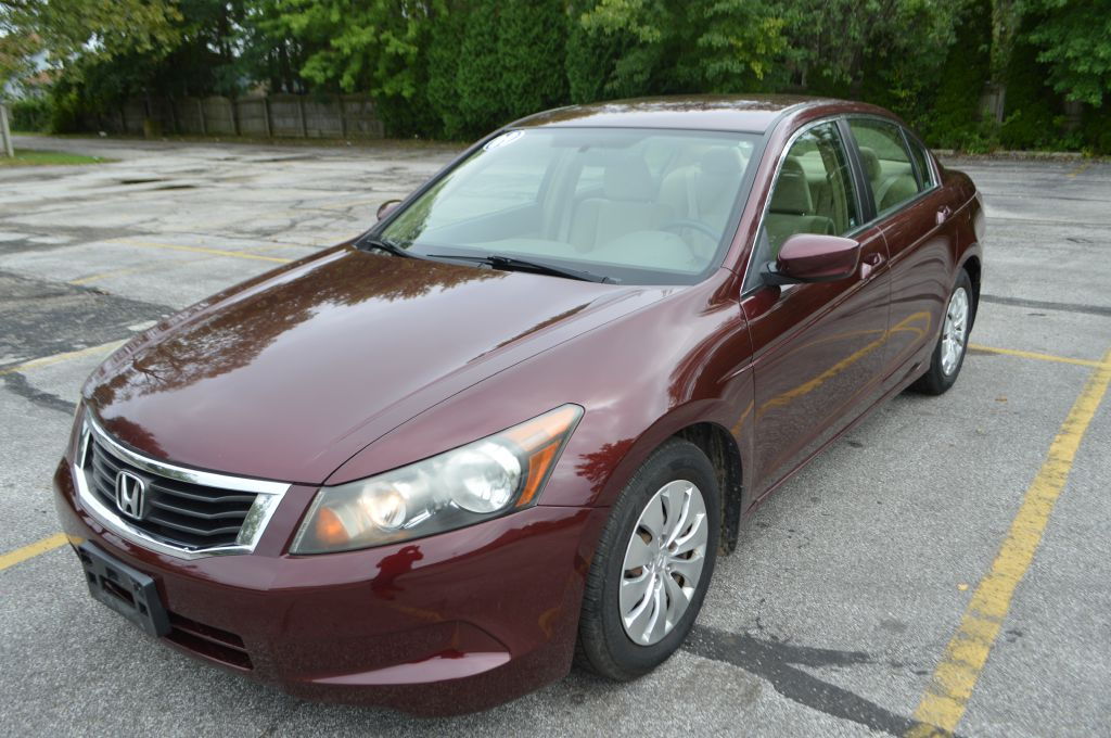 2009 HONDA ACCORD for sale at TKP Auto Sales