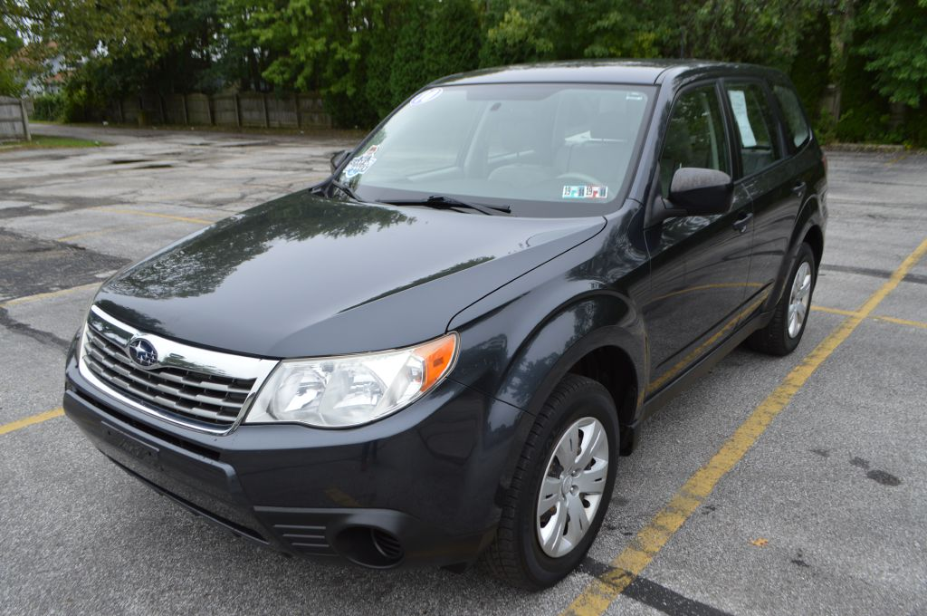 2010 SUBARU FORESTER for sale at TKP Auto Sales