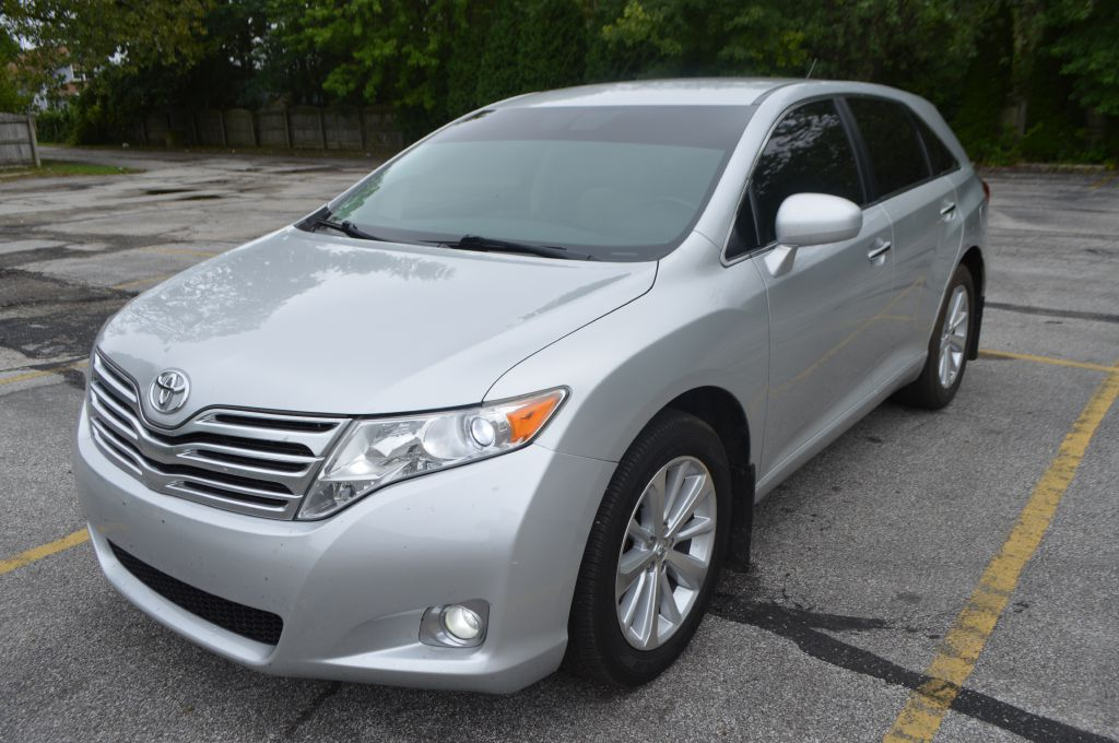 2009 TOYOTA VENZA  for sale in Eastlake, Ohio
