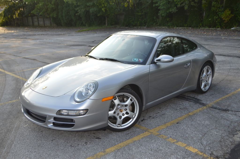 2005 PORSCHE 911 NEW GENERAT CARRERA for sale in Eastlake, Ohio