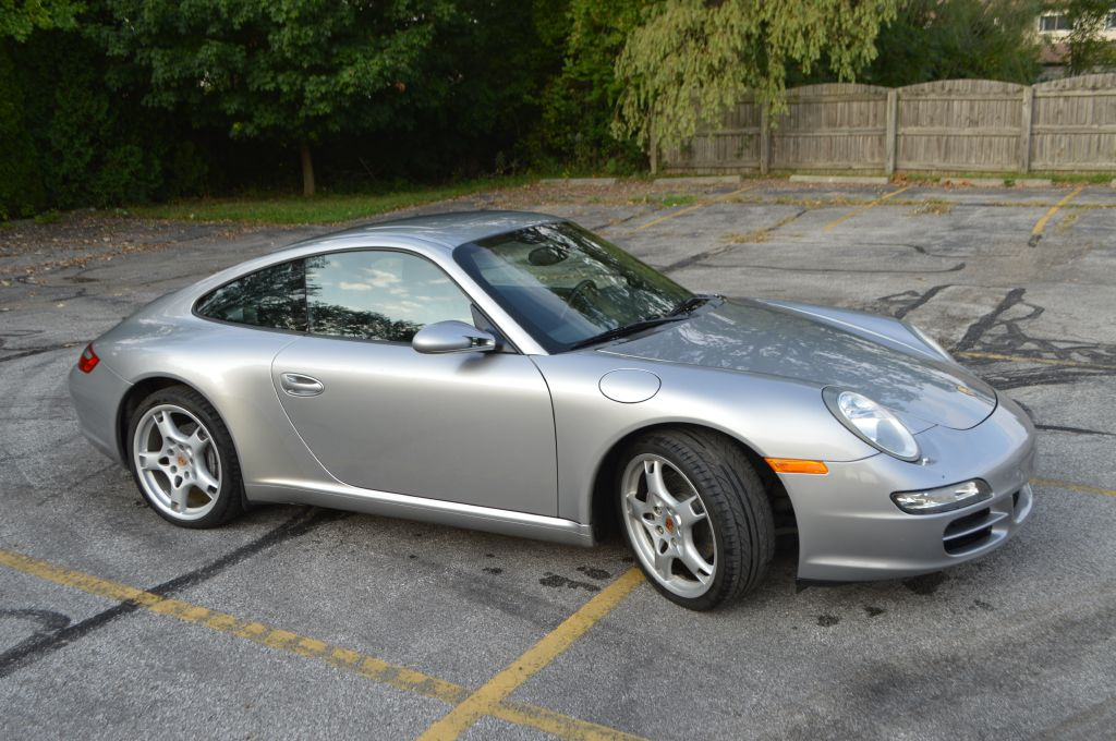 2005 PORSCHE 911 NEW GENERAT CARRERA for sale at TKP Auto Sales